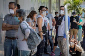 Agosto arrancó con récord de casos diarios de Covid-19 para alcanzar los 19.443 contagios en Venezuela