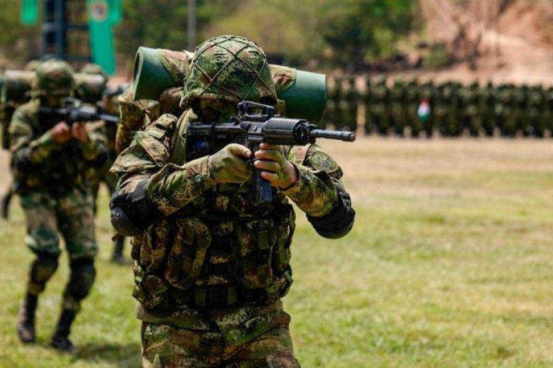 Operación Contundente: Muere la mano derecha de jefe militar del ELN en operativo militar colombiano 5