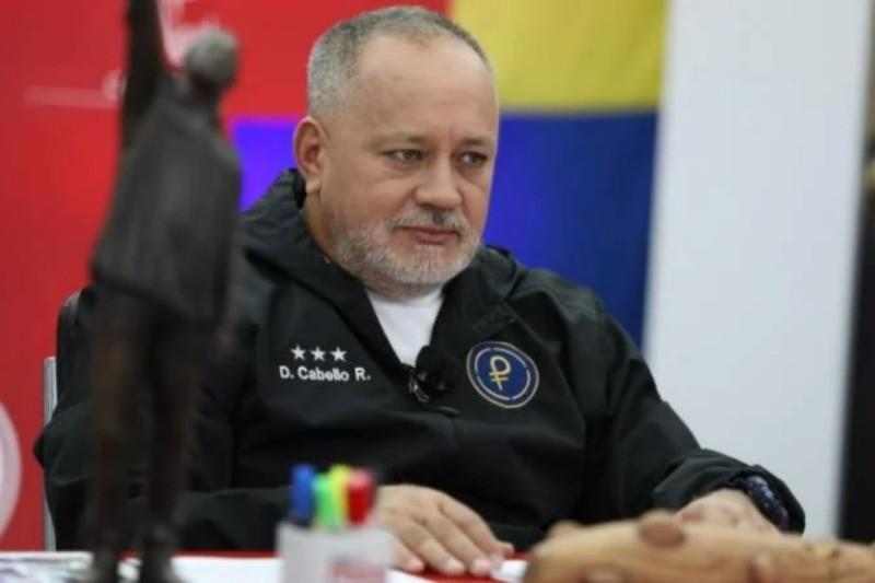 Diosdado Cabello amenaza a quienes intenten dividir al chavismo 2