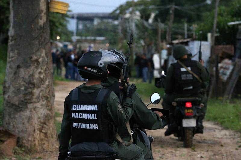 Detenidos 5 militares por abusar sexualmente de una oficial durante sesión de espiritismo 2