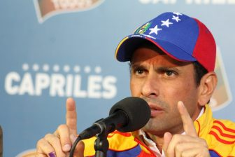 Capriles anunció que no será Candidato en las elecciones del 6 de diciembre 1