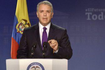 Iván Duque: «Venezuela es la dictadura más brutal que tenemos en América Latina» 1