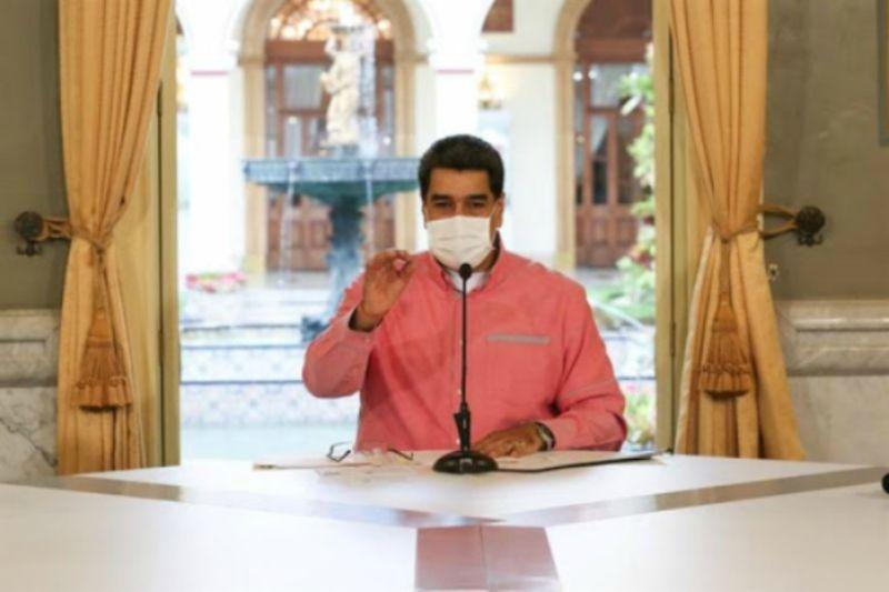 Maduro prorroga por 30 días más el Estado de Alarma Nacional para atender la emergencia sanitaria del covid-19 2