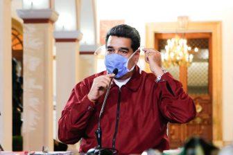 Maduro aplicara nuevo aumento del sueldo mínimo 1
