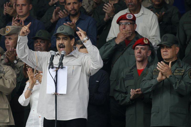 La confesión de Maduro sobre nueva alianza con Irán 1