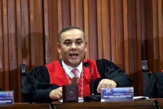 """Maikel Moreno durante la Apertura Judicial 2021: """"El Esequibo es de Venezuela"""""""