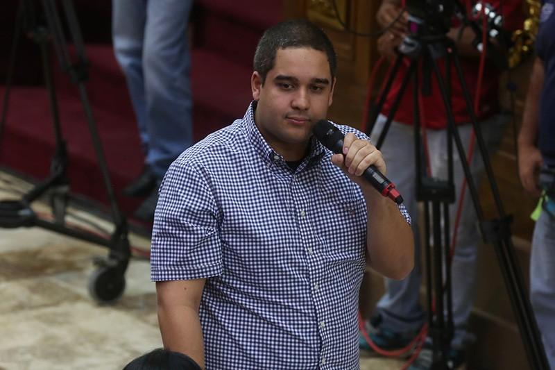 Nicolás Maduro Guerra: Queremos construir un gran consenso nacional 1