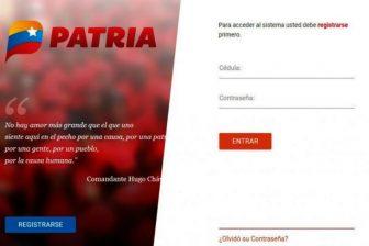 Plataforma Patria habilitó opción para el pago de recibos de Cantv (Paso a paso) 1