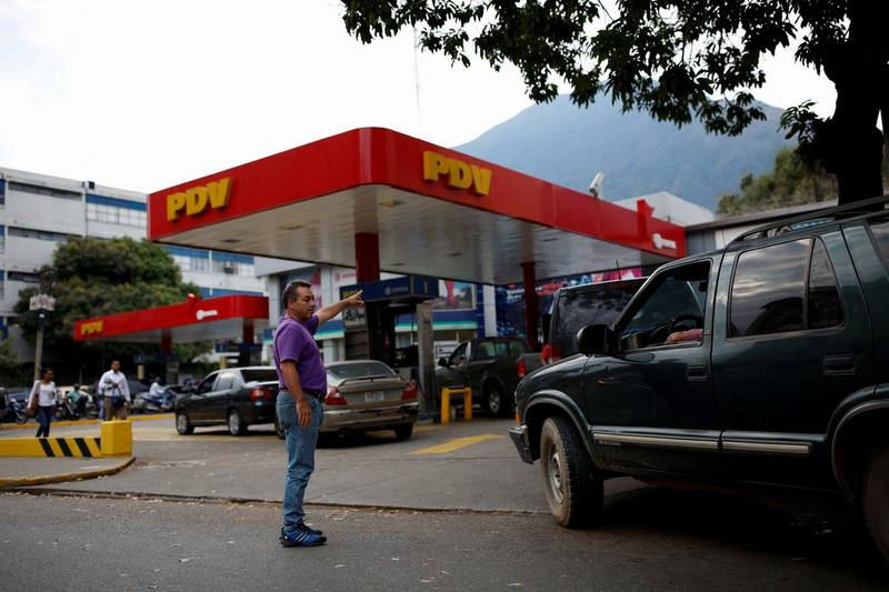 Asesinaron a un joven durante una protesta por gasolina 21