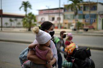 """""""¿Eres venezolana? No quiero que me toques"""": El video que deja en evidencia la xenofobia en Ecuador 1"""