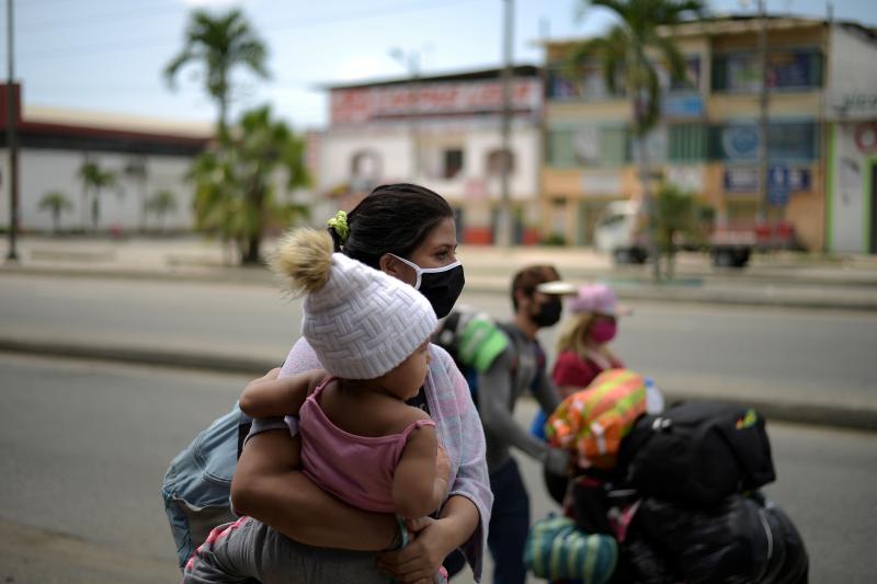 """""""¿Eres venezolana? No quiero que me toques"""": El video que deja en evidencia la xenofobia en Ecuador 9"""