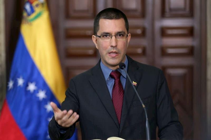 Jorge Arreaza dice que en EEUU no saben lo que es el chavismo 3