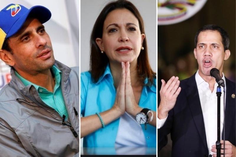 El mensaje de Guaidó tras conocerse las fuertes críticas de María Corina Machado y Capriles (tweet) 34