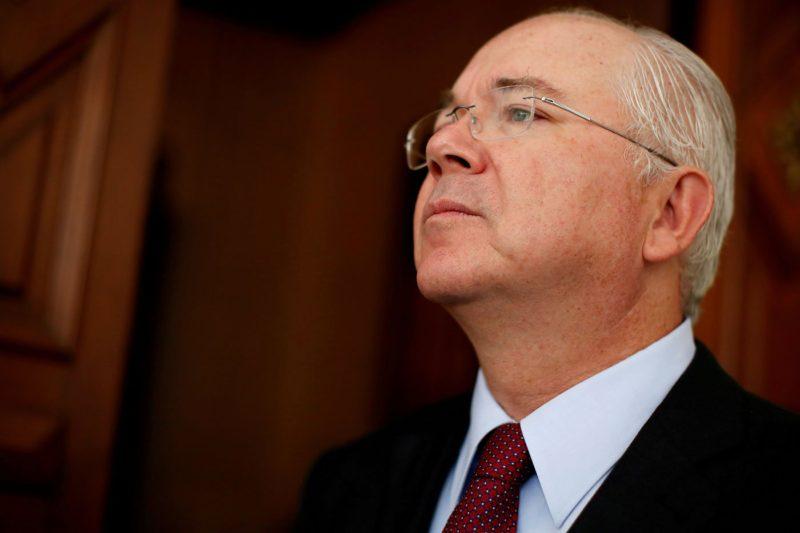 Rafael Ramírez: Fue un error apoyar a Maduro en las presidenciales 13