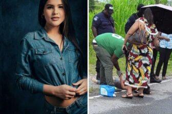 La venezolana Stefani Flores fingió su muerte para sobrevivir al brutal ataque de tres hombres en Trinidad y Tobago 1
