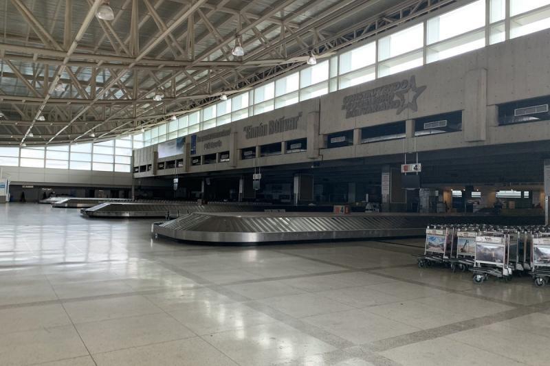 Aeropuerto de Maiquetía se prepara para reactivar los vuelos (tweet) 4