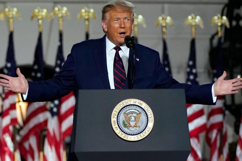 Donald Trump sigue rompiendo las encuestas 21