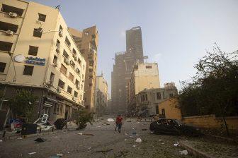 """""""Innumerable"""" número de heridos por fuerte explosión en el puerto de Beirut (Video)"""