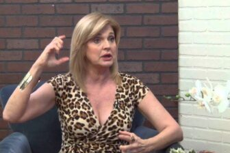 Fuertes críticas de la ex actriz Belén Marrero a los señalamientos de Corina Machado (video) 1