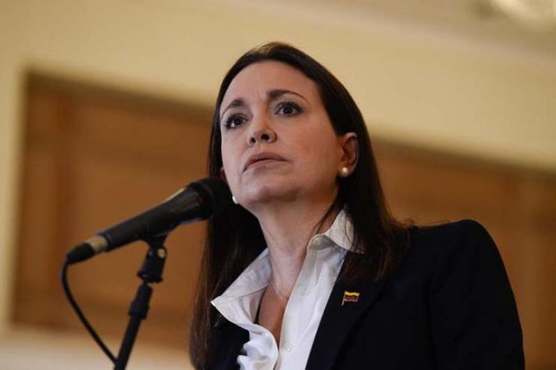 Corina Machado: Mi problema no es con Guaidó sino con Maduro 5