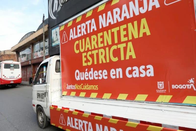 Claudia Lopez propone que toda la ciudad termine cuarentena este jueves 13