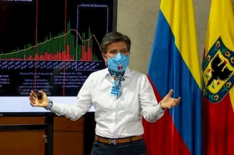 Claudia López retiró 'Plan Marshall' por vicio de trámite 10