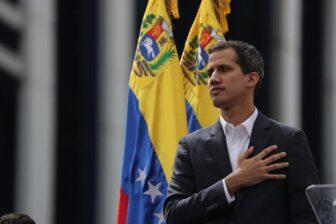 Así respondió Guaidó a la crítica de Corina Machado 1