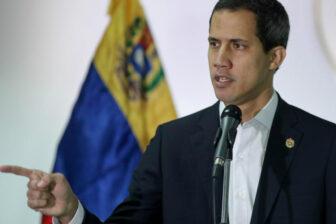 La UE ya no tratará a Juan Guaidó como presidente encargado 1