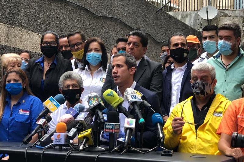 Guaidó rompe relaciones con Capriles y Stalin González 32