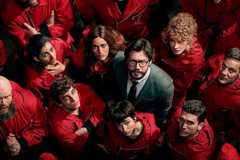 """Netflix anunció la quinta y última temporada de """"La Casa de Papel"""" 1"""