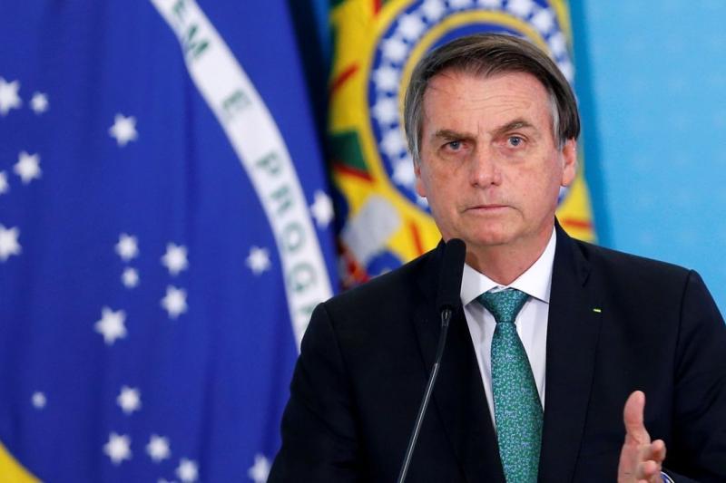 """Bolsonaro contra un periodista: """"Tengo ganas de llenarte la boca de puñetazos"""" 11"""