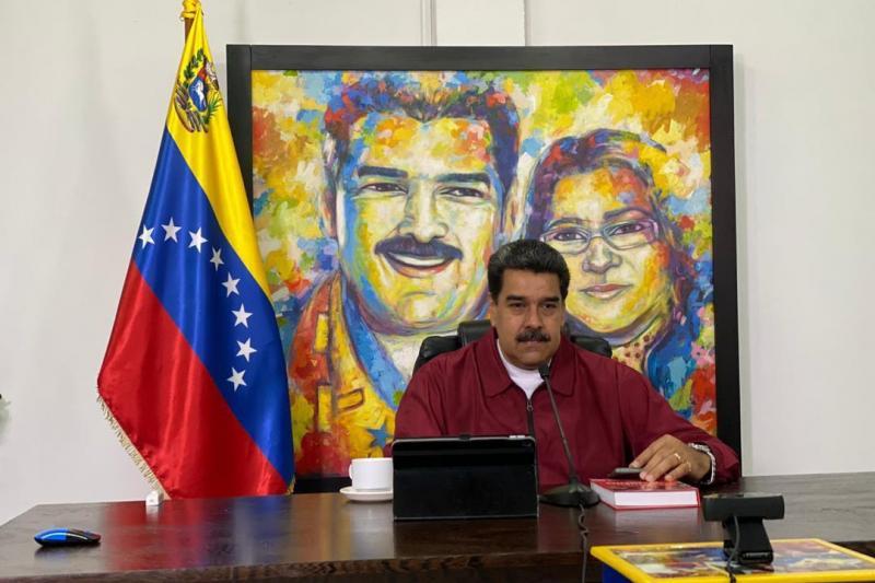 Maduro: No me temblará el pulso para detener a Guaidó 16