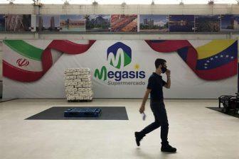 """Supermercado iraní """"Megasis"""" ya es un foco de contagio de Covid-19 (Un trabajador infectado)"""