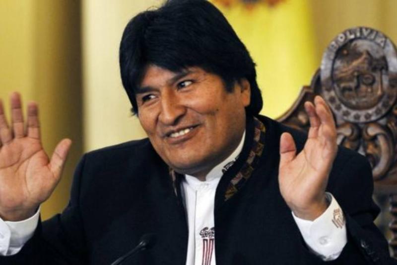 Evo Morales embarazó a una menor de edad 3