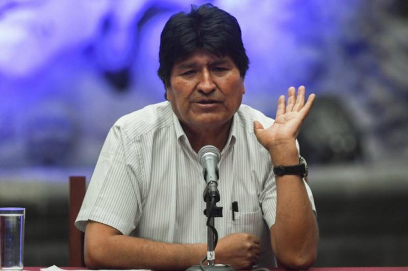 Lo que dijo Evo Morales sobre las acusaciones de pedofilia 4