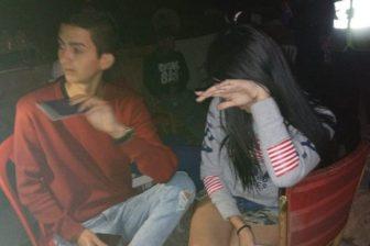 Detuvieron a 22 jóvenes por hacer fiesta en una residencia de Altamira 1