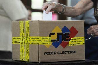 Oposición venezolana no participará en elecciones el próximo 6 de diciembre