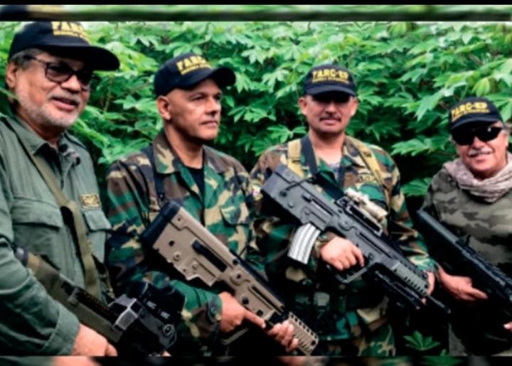 Armamento de Santrich y Márquez preocupa al gobierno de Duque 7