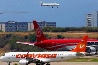 El drama que vivieron pasajeros de vuelo de Conviasa antes de un aterrizaje de emergencia (Video)