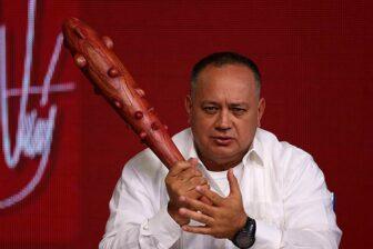 Cabello arremete contra grupos armados de Colombia en Apure