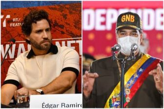 "Édgar Ramírez: En Venezuela hay una dictadura... ""mata, te persigue, te reprime, te tortura"" 1"