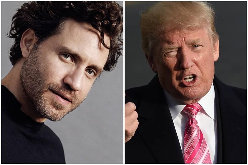 Al actor venezolano le cayeron críticas: Edgar Ramírez compara a Trump con Chávez 20
