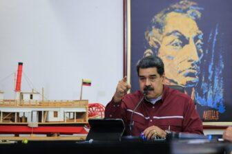 """Maduro: """"Si gana Trump, lo enfrentaremos y lo venceremos; y si gana Biden, también"""" 1"""