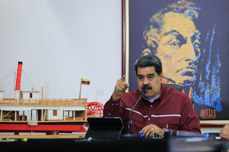 """Maduro: """"Si gana Trump, lo enfrentaremos y lo venceremos; y si gana Biden, también"""" 26"""