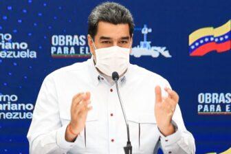 """Maduro alabó a las FAES y dijo que les daría """"todo su apoyo"""" para """"darle seguridad al pueblo"""" (Video) 1"""
