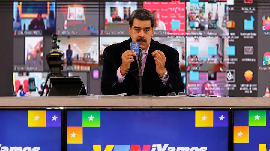Maduro: Venezuela tiene sus plantas para producir vacunas contra el COVID-19 (detalles) 37