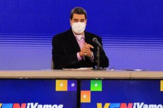 """Maduro: """"es más seguro ir a votar el 6 de diciembre que hacer mercado"""" 1"""