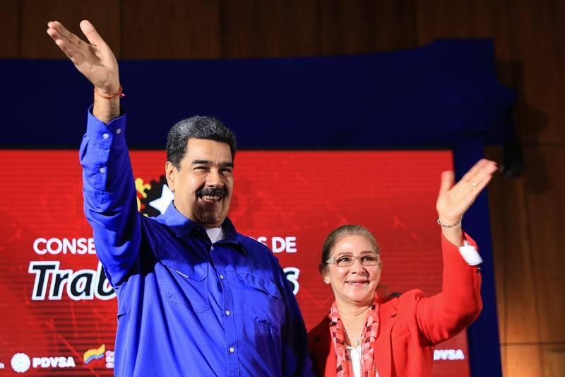 El mensaje navideño de Maduro y Cilia al estilo de cuña de Venevisión que fue transmitido en cadena nacional (Video) 5
