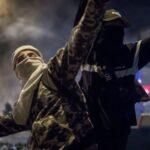 Al menos 5 muertos y 80 heridos es el saldo de las protestas violentas contra la brutalidad policial en Bogotá (fotos) 3