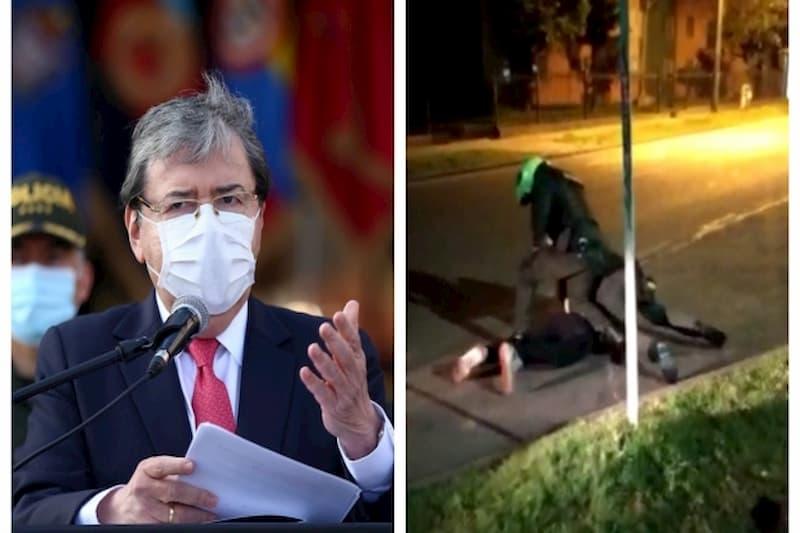 El Ministro de Defensa pide perdón en nombre de la Policía por muerte de Javier Ordóñez (video) 5
